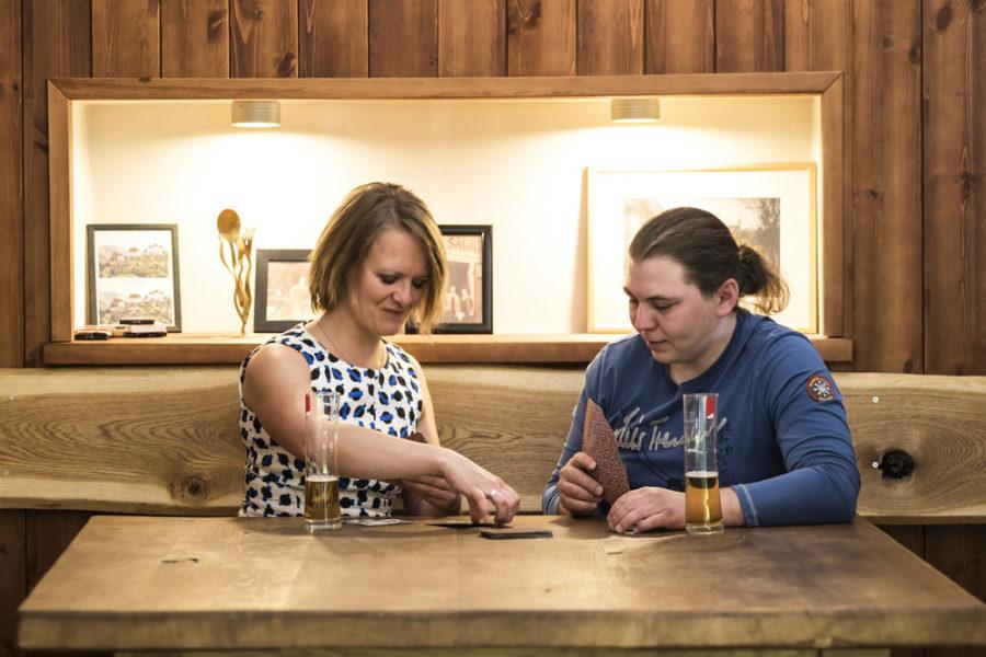 Anna und Manuel Hofmarcher übernehmen den Seggauer Schlosskeller