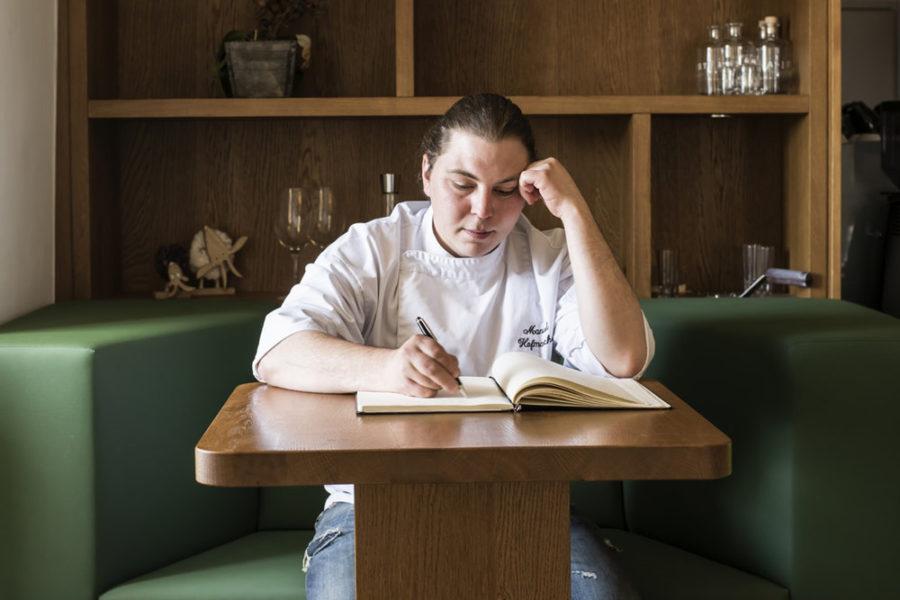 Porträt Manuel Hofmarcher: Von den Sternerestaurants zurück in die Wirtshausküche