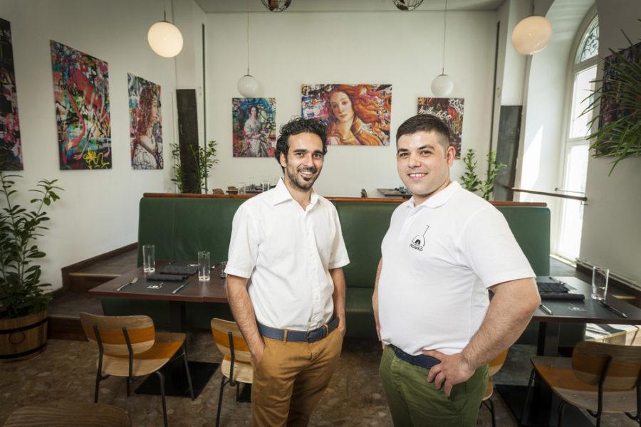 Erstmals in der Steiermark: Original neapolitanische Pizzeria eröffnet in Graz