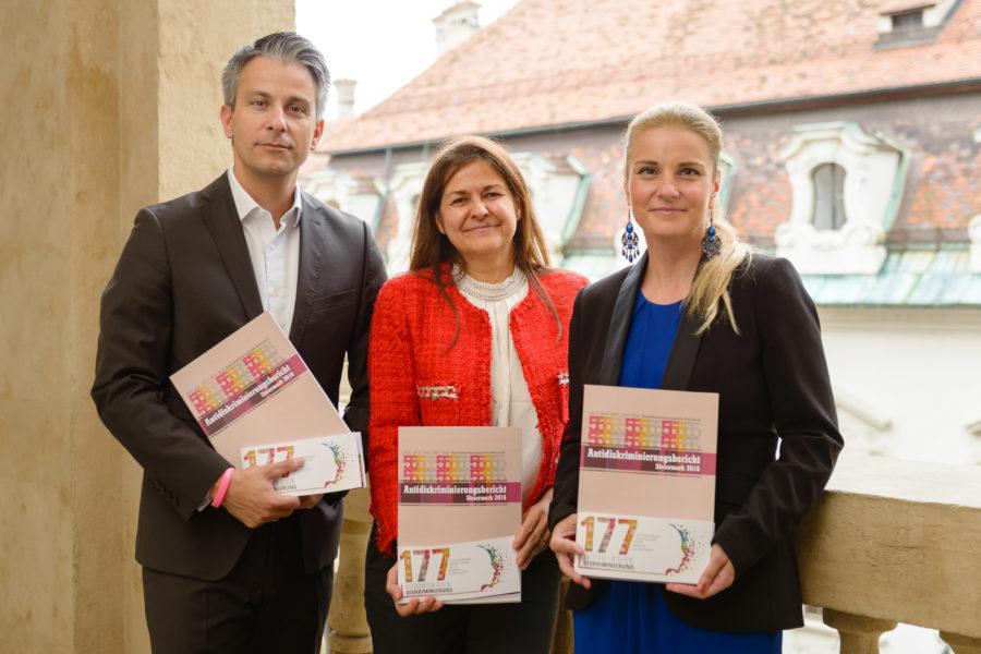 Bericht der Antidiskriminierungsstelle Steiermark: Neues Hoch an gemeldeten Fällen