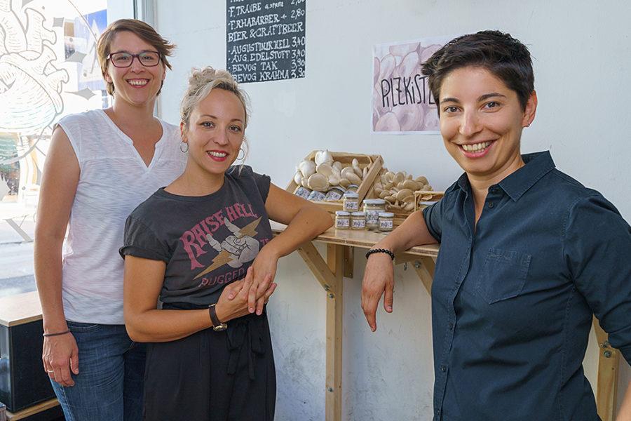 Crowdfunding: Grazer Jungunternehmerinnen starten Austernpilzzucht auf weggeworfenem Kaffeesatz
