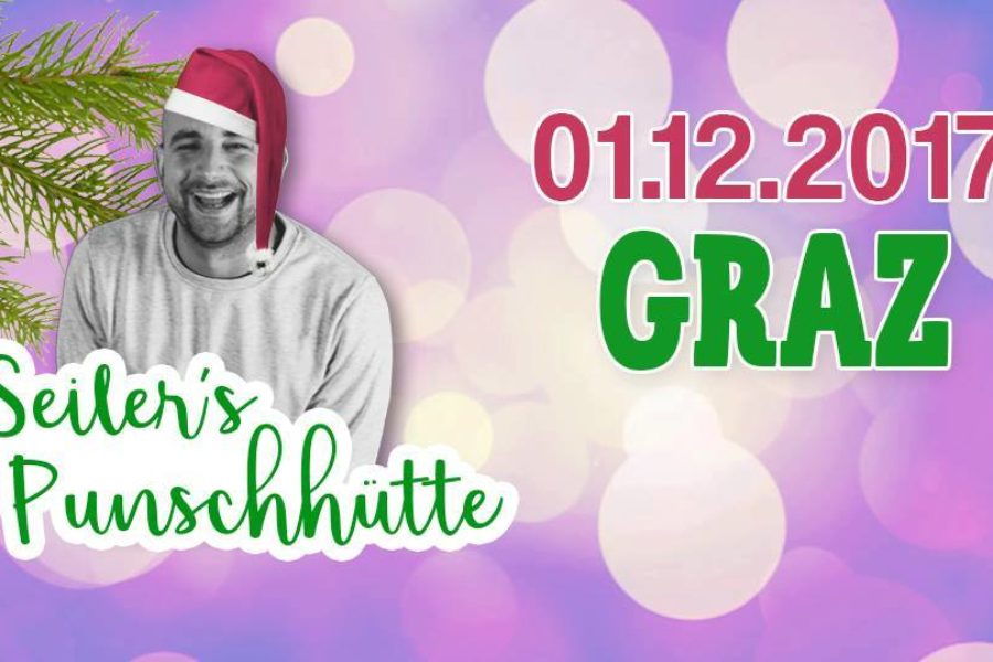 1. Dezember: Christopher Seiler entert den PRATO-Adventstand