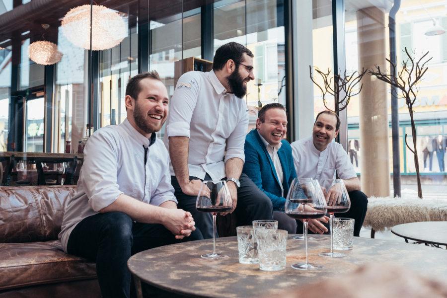 Neuer Sous Chef, neuer Pâtissièr, neuer Sommelier: Kulinarik-Trio für Gourmet Restaurant ESSENZZ