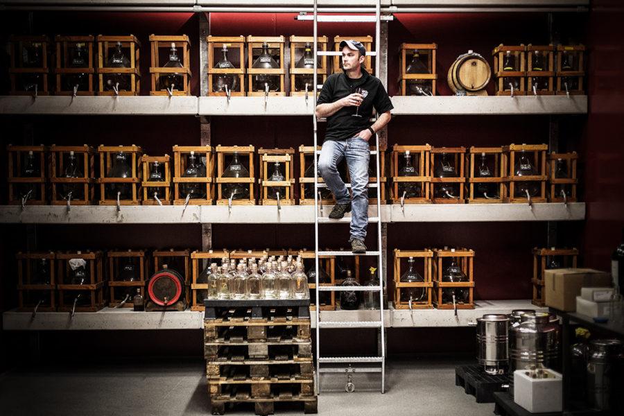 Von Deutschland bis Italien: Die Starwinzer zu Gast in der ESSENZZ
