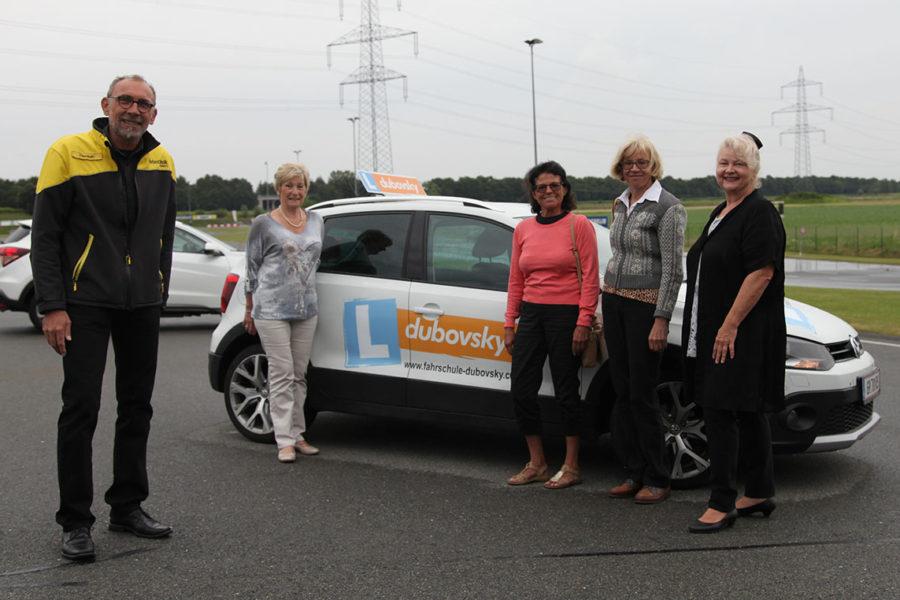 Senioren geben Vollgas für die Verkehrssicherheit