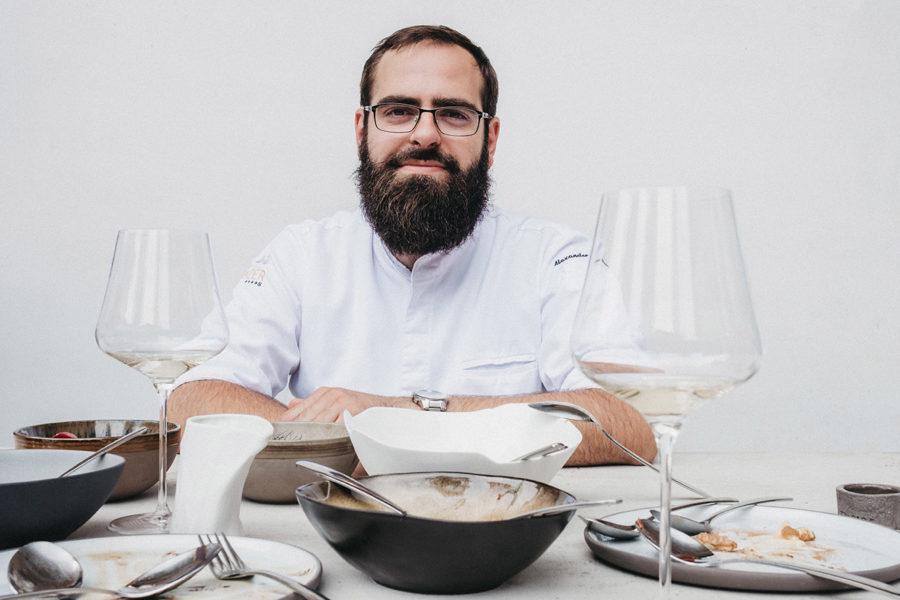 Hahnenkamm und Zwiebel-Leder: Das neue Gourmet Menü der ESSENZZ