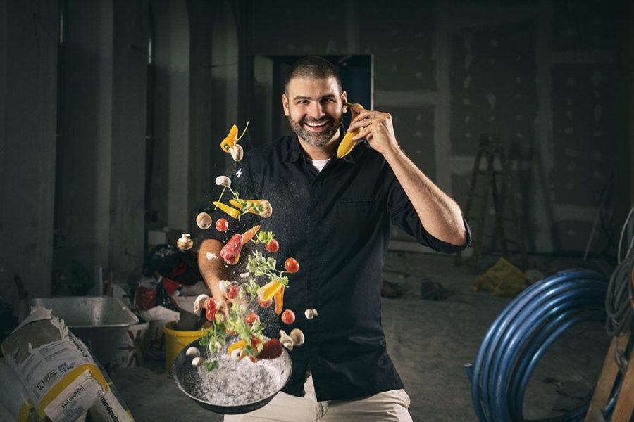 Die Goldene Banane: Grazer Spitzenkoch eröffnet Fast-Food-Lokal auf Höchstniveau