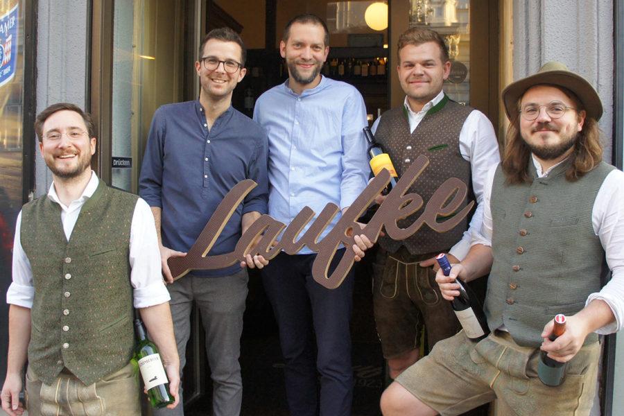 Sommelier Battle: Laufke-Jungs holen den Titel erstmals nach Graz