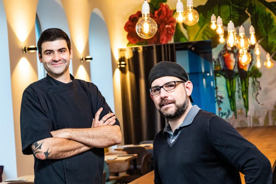 Spitzenkoch eröffnet Fast-Food-Lokal auf Höchstniveau