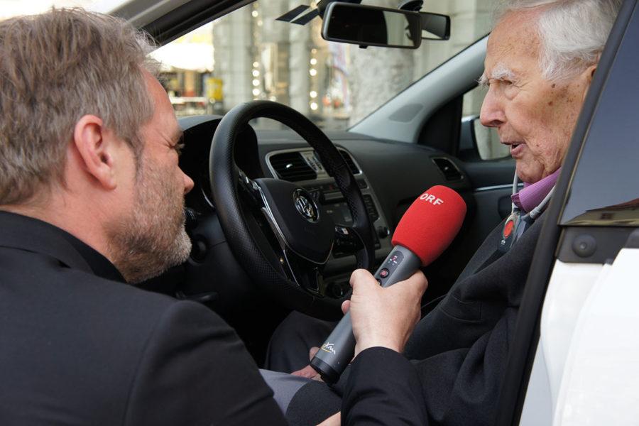Mit 96 Jahren: Ältester Fahrlehrer Österreichs verstorben