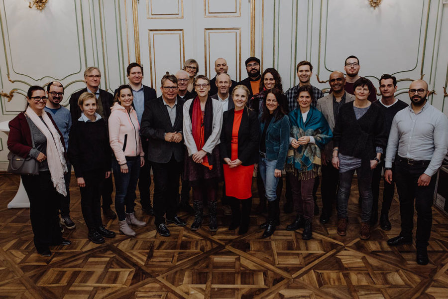 20 Organisationen mit  Schulterschluss gegen  Extremismus in der Steiermark