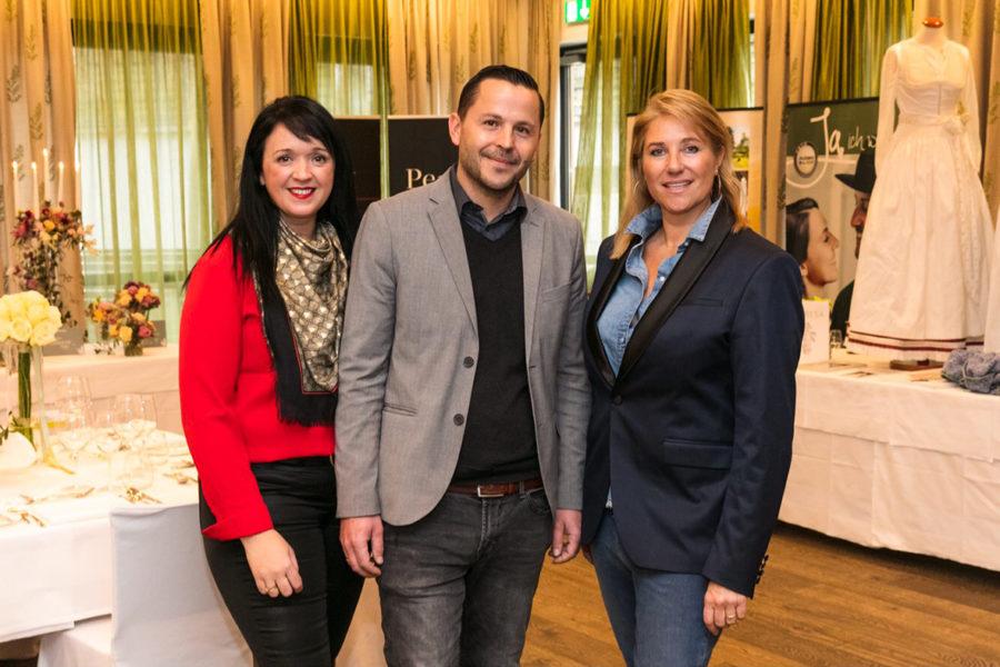 Hochzeitsmesse: Premiere mit Stardesignerin und 3-Hauben-Koch