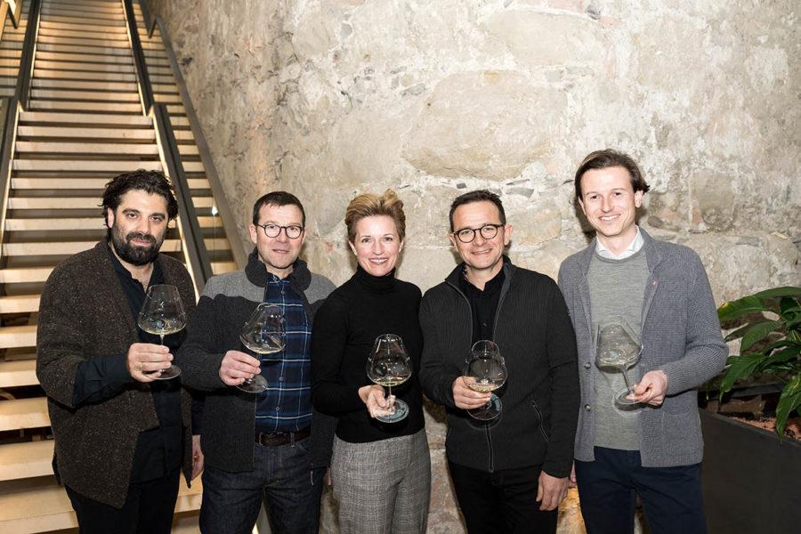 Die exklusivste Verkostung des Jahres: Grazer Weinhändler serviert zwei Weltstars