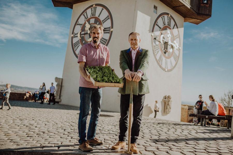 Urban-Farming Boom in Graz: MORGENTAUGÄRTEN verdoppeln die Anbaufläche