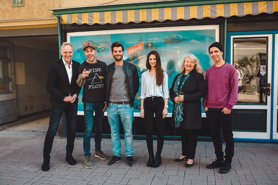 Kunstpreis der Fahrschule Dubovsky: Mobilität im Wandel der Zeit