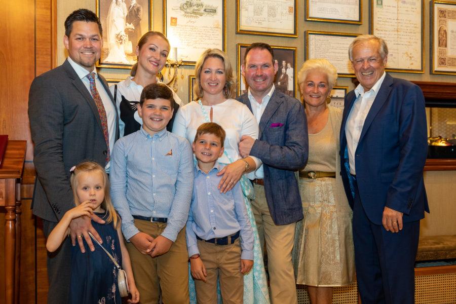 Zum 70. Geburtstag: Parkhotel Seniorchef Peter Florian wird zum Bürger der Stadt Graz ernannt