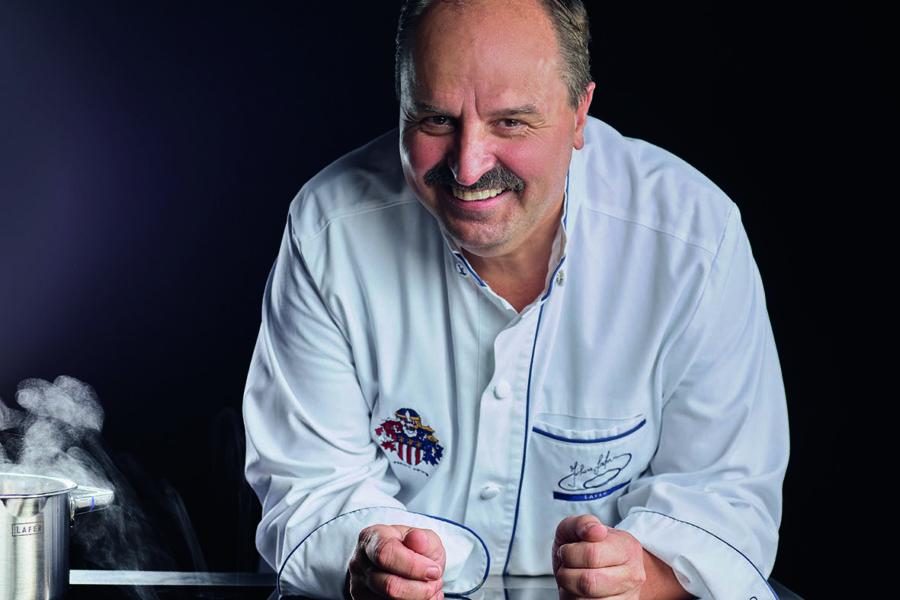 Johann Lafer mit kulinarischem Comeback im Grazer Advent