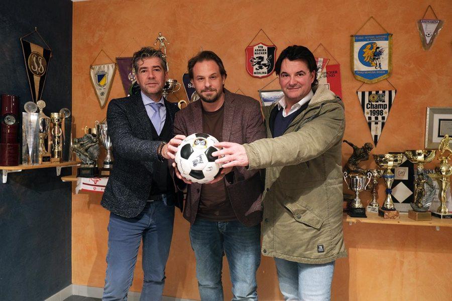 Neues Vorstandsmitglied des SV Spittal mit großen Zukunftsplänen