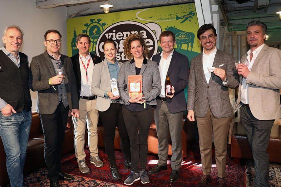 Mehr als 100 Sorten frischer Kaffee: Vienna Coffee Festival startet mit Verkostungs Rekord