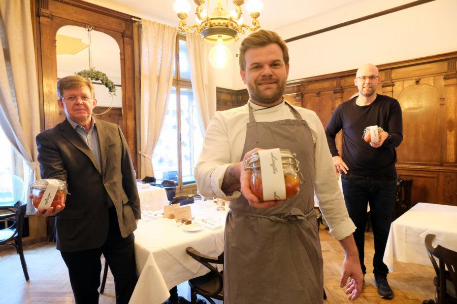 Laufke-Wirte starten kulinarische Spendenaktion für Caritas Marienstüberl