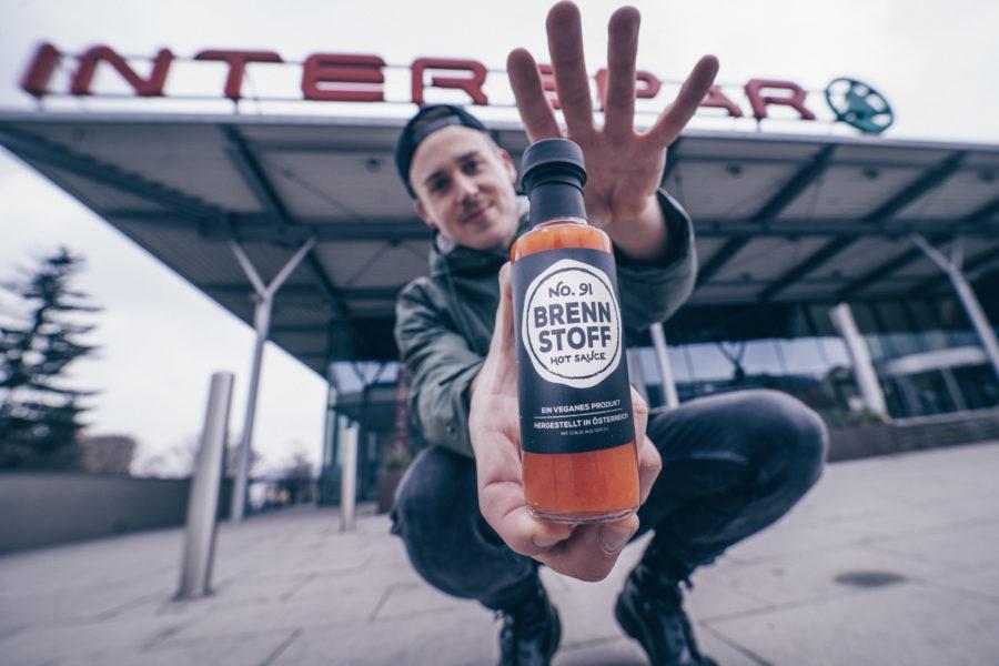 """Chili-Saucen Weltmeister bringt neuen """"Brennstoff"""" auf den Markt"""