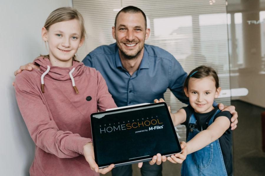 """Grazer IT-Spezialist """"Speicherkraft"""" gewinnt internationalen Award für neue E-Learning-Plattform"""