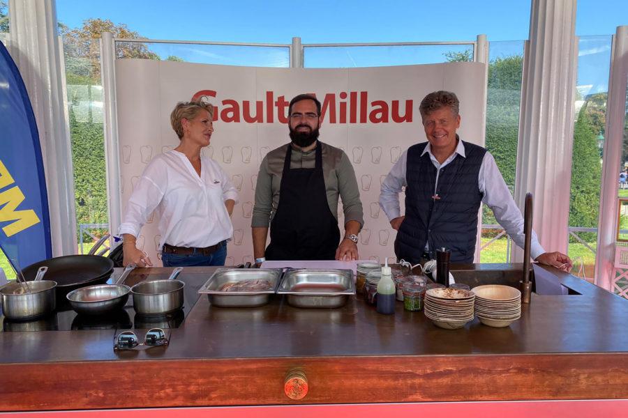 Premiere bei Gault&Millau Genussmesse: Spitzenkoch Alexander Posch mit Gourmet-Comeback