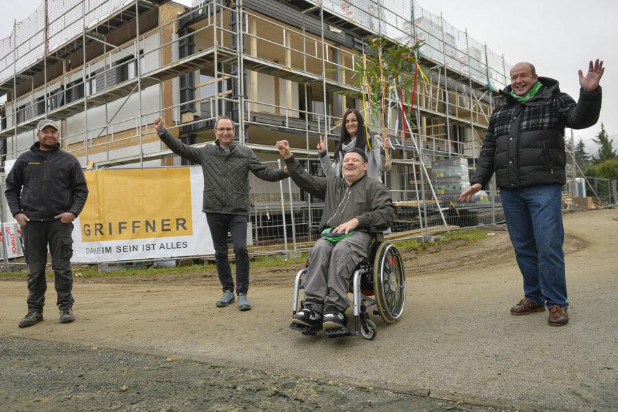 GRIFFNER bringt neue Wohngesundheit für Menschen mit Behinderungen