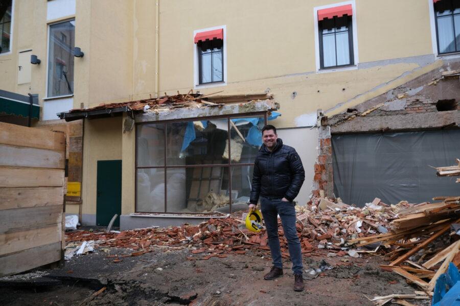 Trotz Corona: Grazer Hotelier investiert eine Million Euro in Hotelumbau