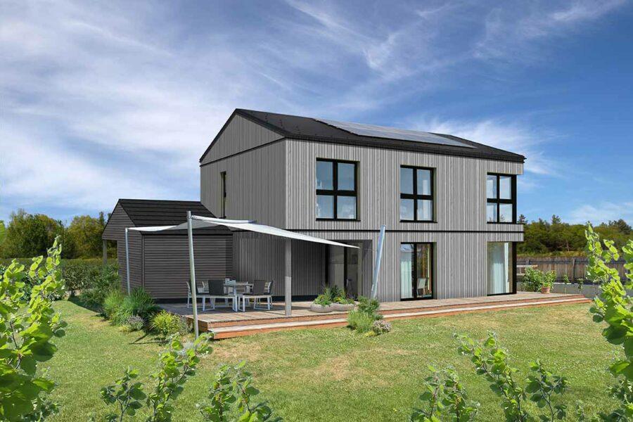 Neue Bio-Linie: GRIFFNER Häuser erhalten höchste Auszeichnung für Baubiologie und Wohngesundheit