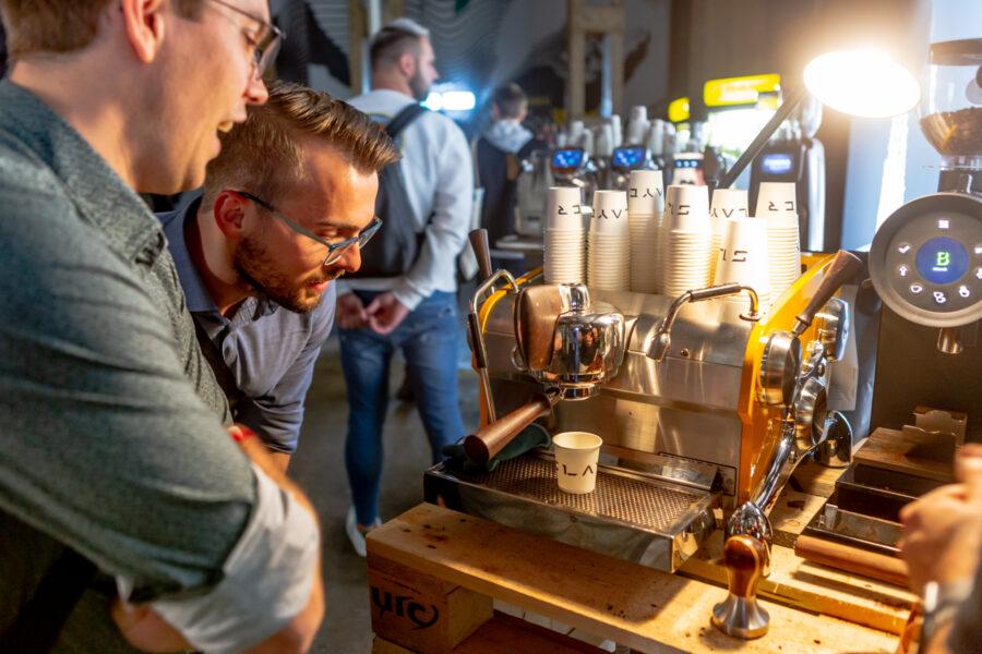 Vienna Coffee Festival 2021: Kaffee-Qualität in Österreich so hoch wie nie zuvor